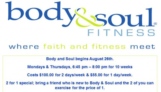 Body&Soul2013Fall