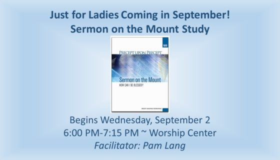 Women's Bible Study - Sept 2015_1